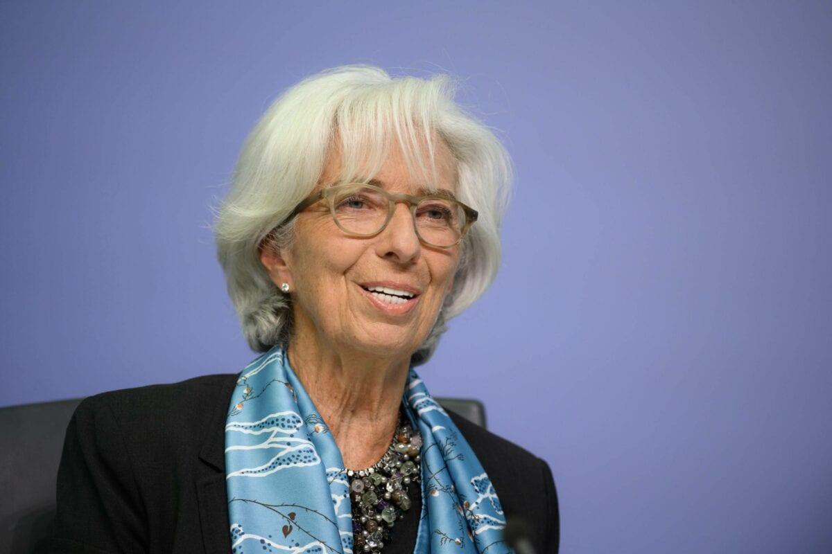 EZB Chefin Christine Lagarde
