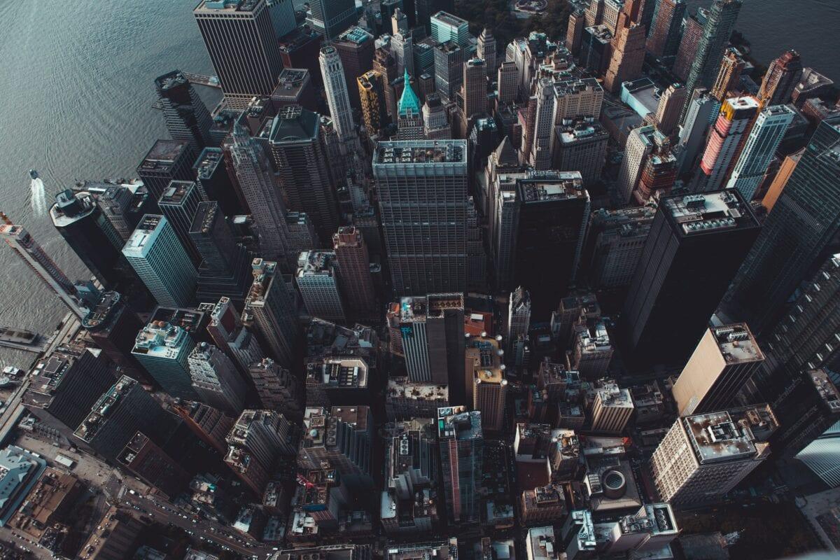 Börsengang in den USA wird in der Regel in New York durchgeführt