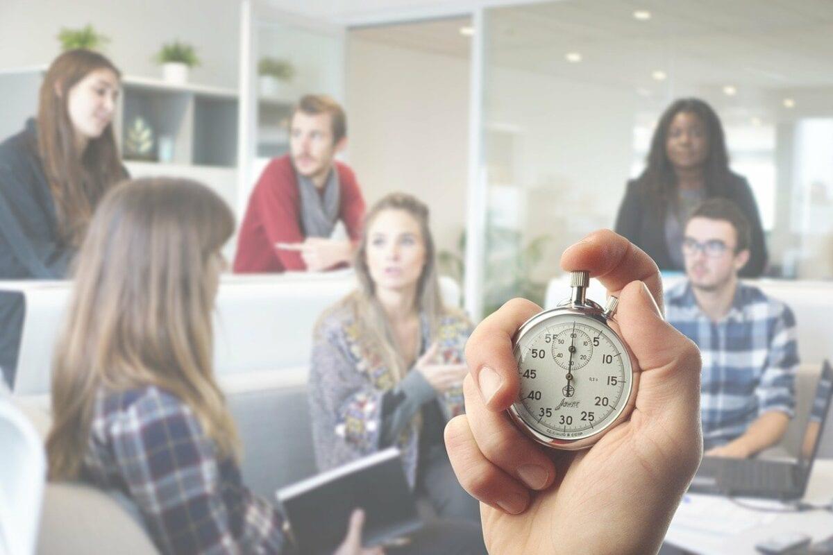 Höhere Produktivität durch mehr Leistung in der selben Zeit?