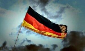 Die deutsche Wirtschaft mit mühsamer Erholung