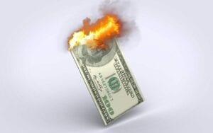 Der US-Dollar steht derzeit unter Druck gegenüber dem Euro
