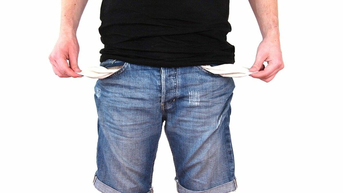 Trotz leerer Taschen gibt es derzeit keine Insolvenzantragspflicht