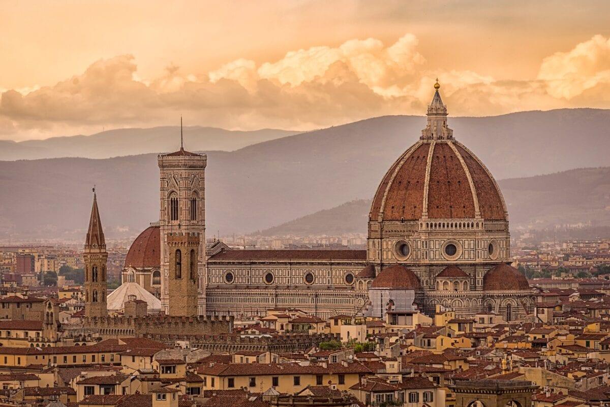 Florenz in Italien