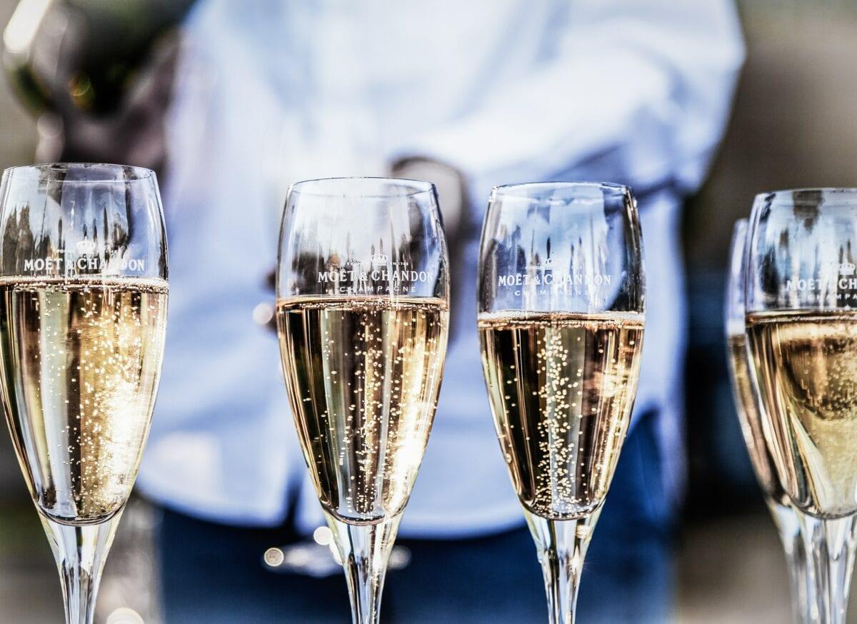 Champagner als Luxus-Konsumgut