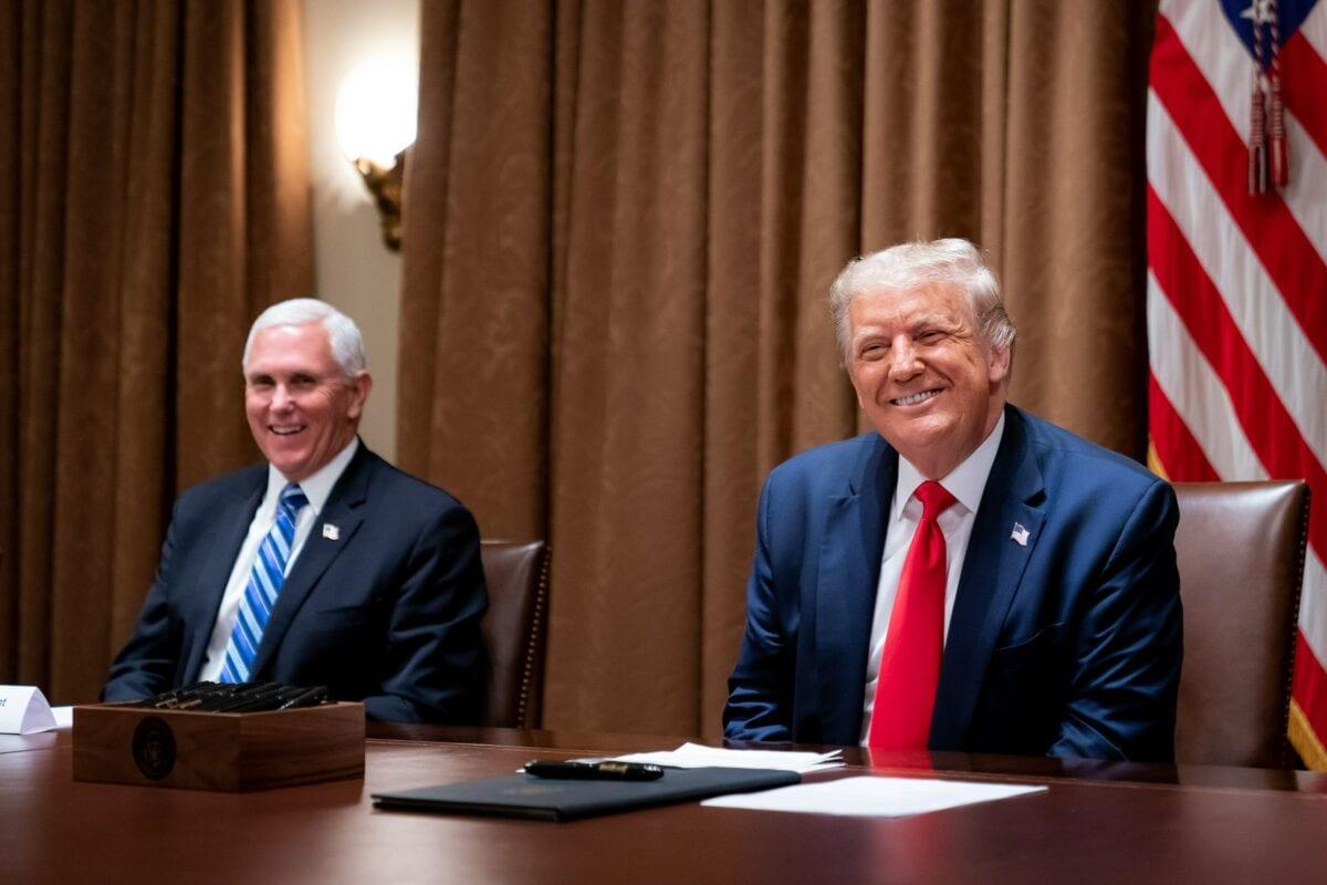 US-Außenpolitik von Donald Trump gegen TikTok und Nordstream 2