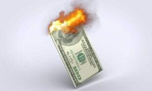 Die Fed sorgt für eine Entwertung des Dollars