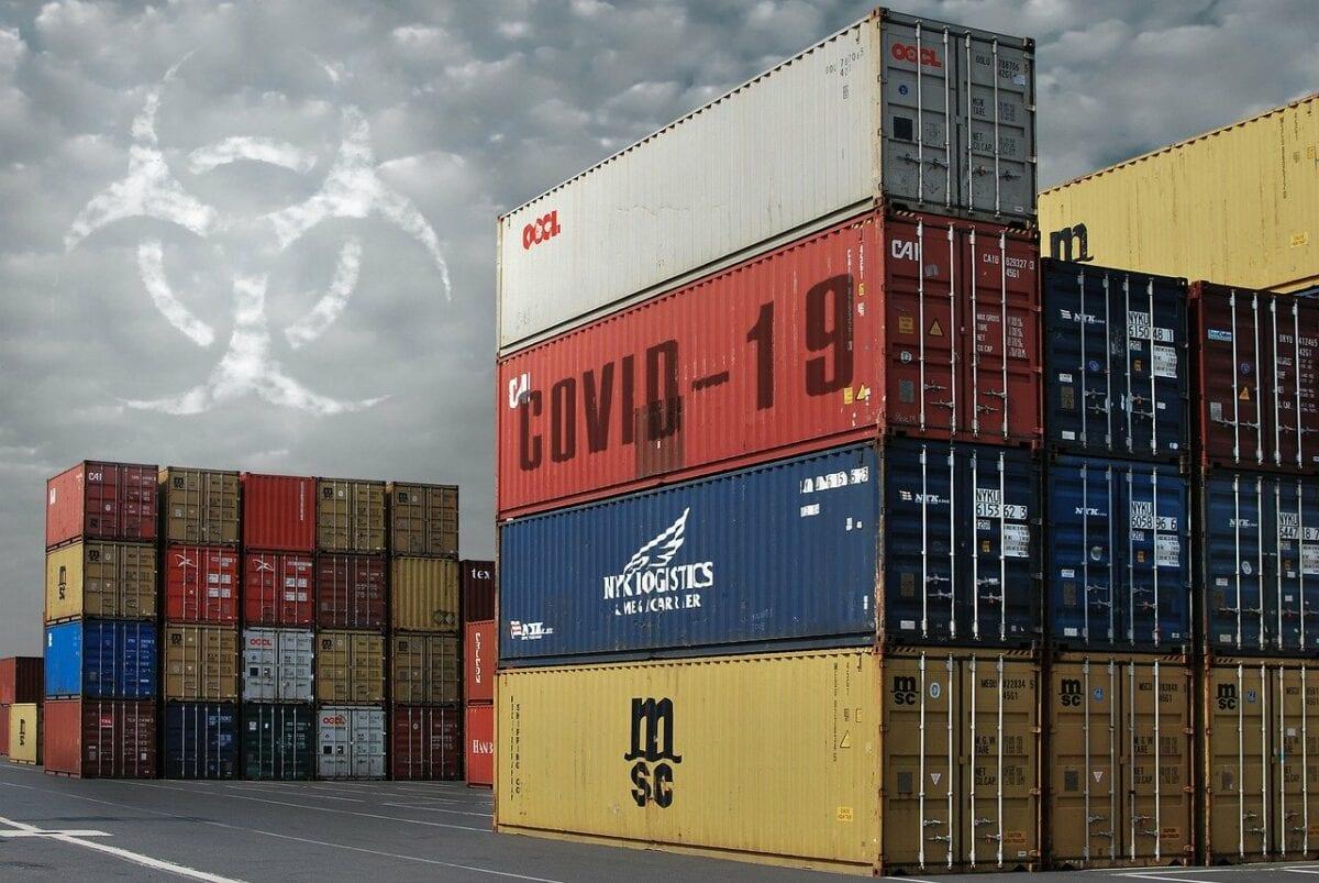 Zahl von Corona stark beeinträchtigter Betriebe sinkt