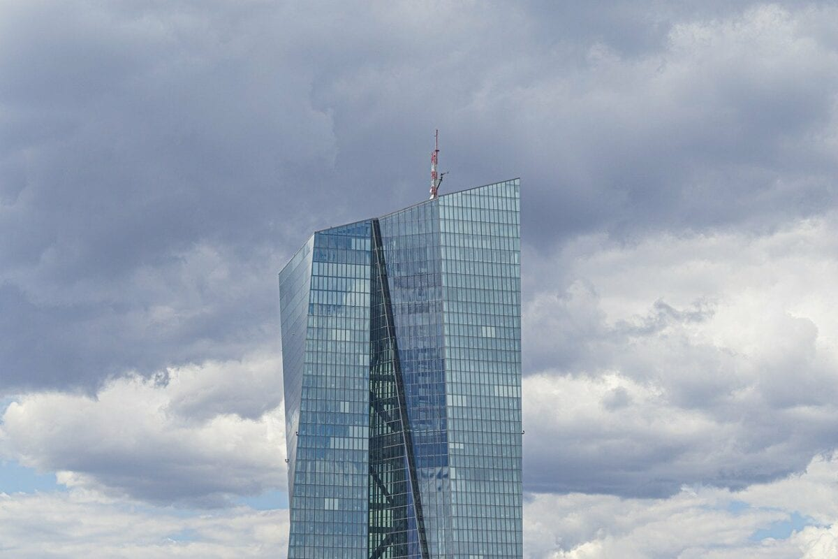 EZB-Tower in Frankfurt