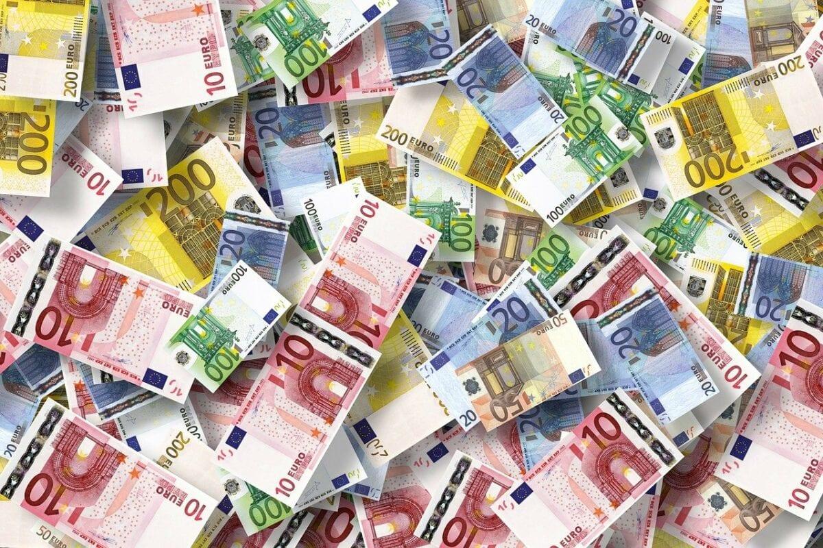 Geld ist das Symbol von Kapitalismus