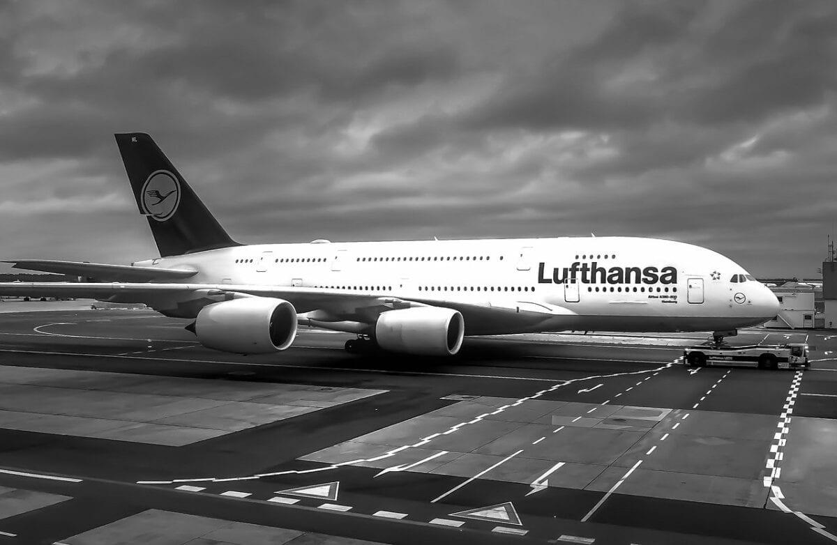Lufthansa mit massiven Problemen in der Coronakrise