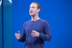 Mark Zuckerberg und die Zahlen von Facebook