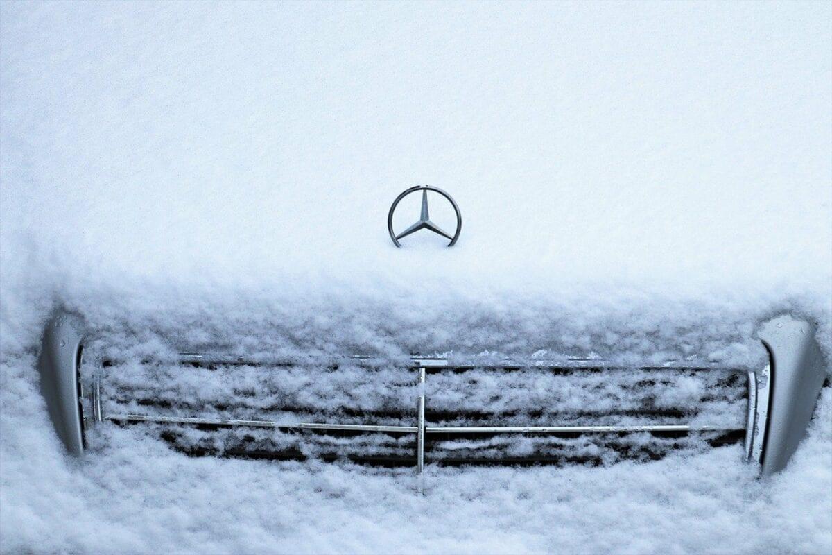 Daimler Mercedes Logo