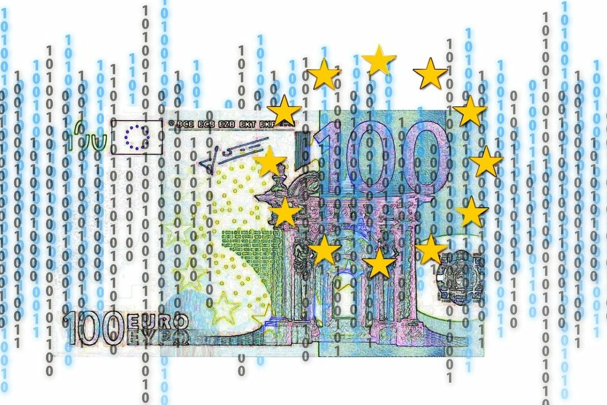 Euro bald auch als Digitales Zentralbankgeld?