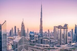 Dubai und der Wolkenkratzer-Index
