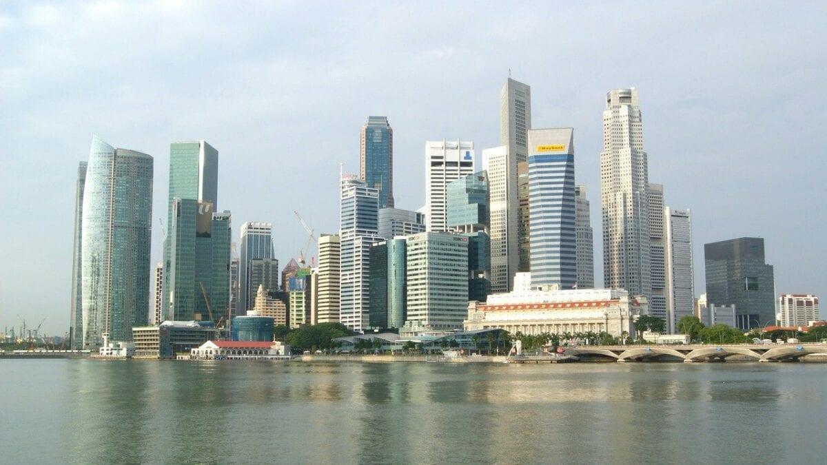 Singapur ist Teil der neuen Freihandelszone