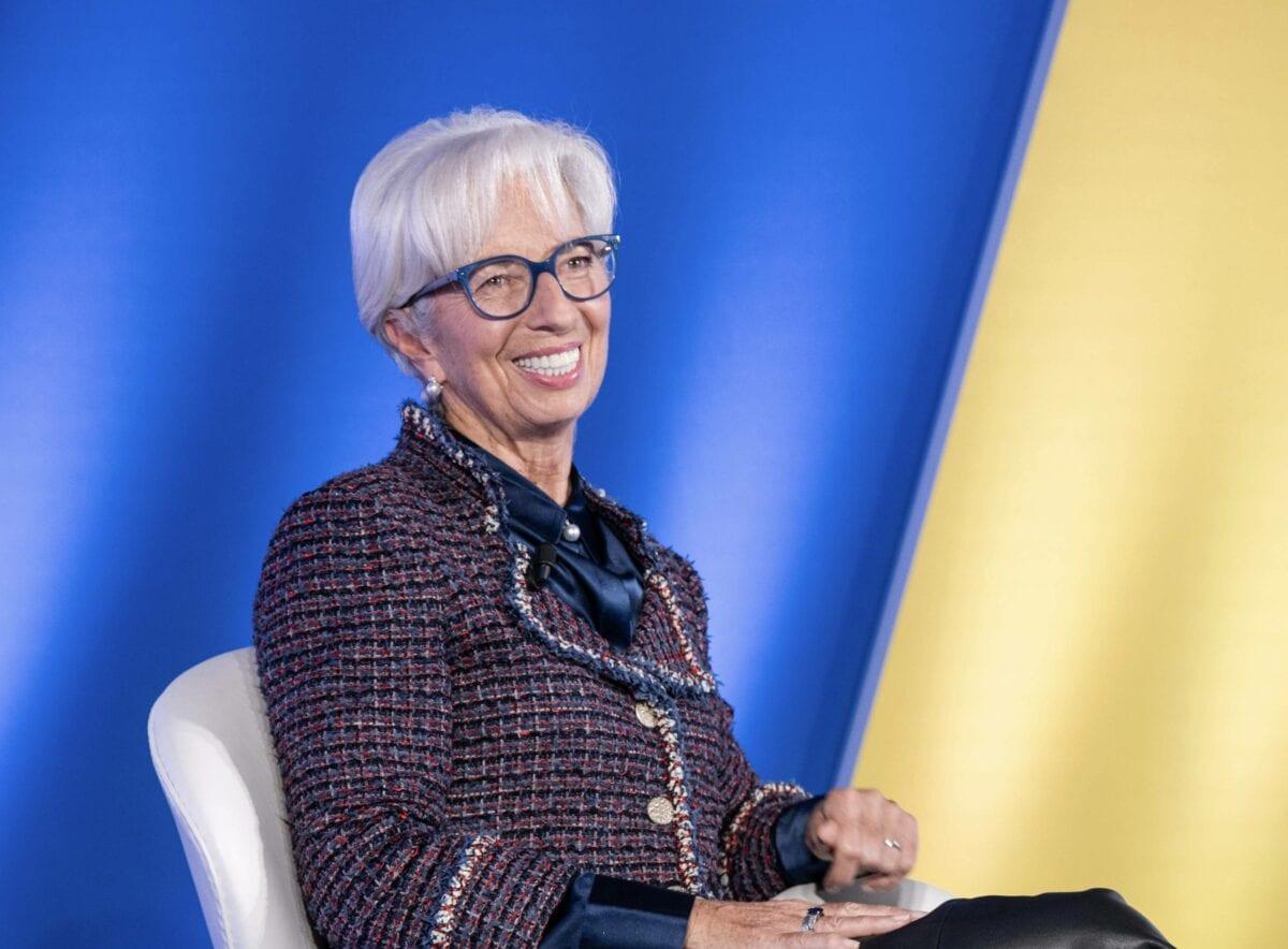 Christine Lagarde ist Chefin der EZB