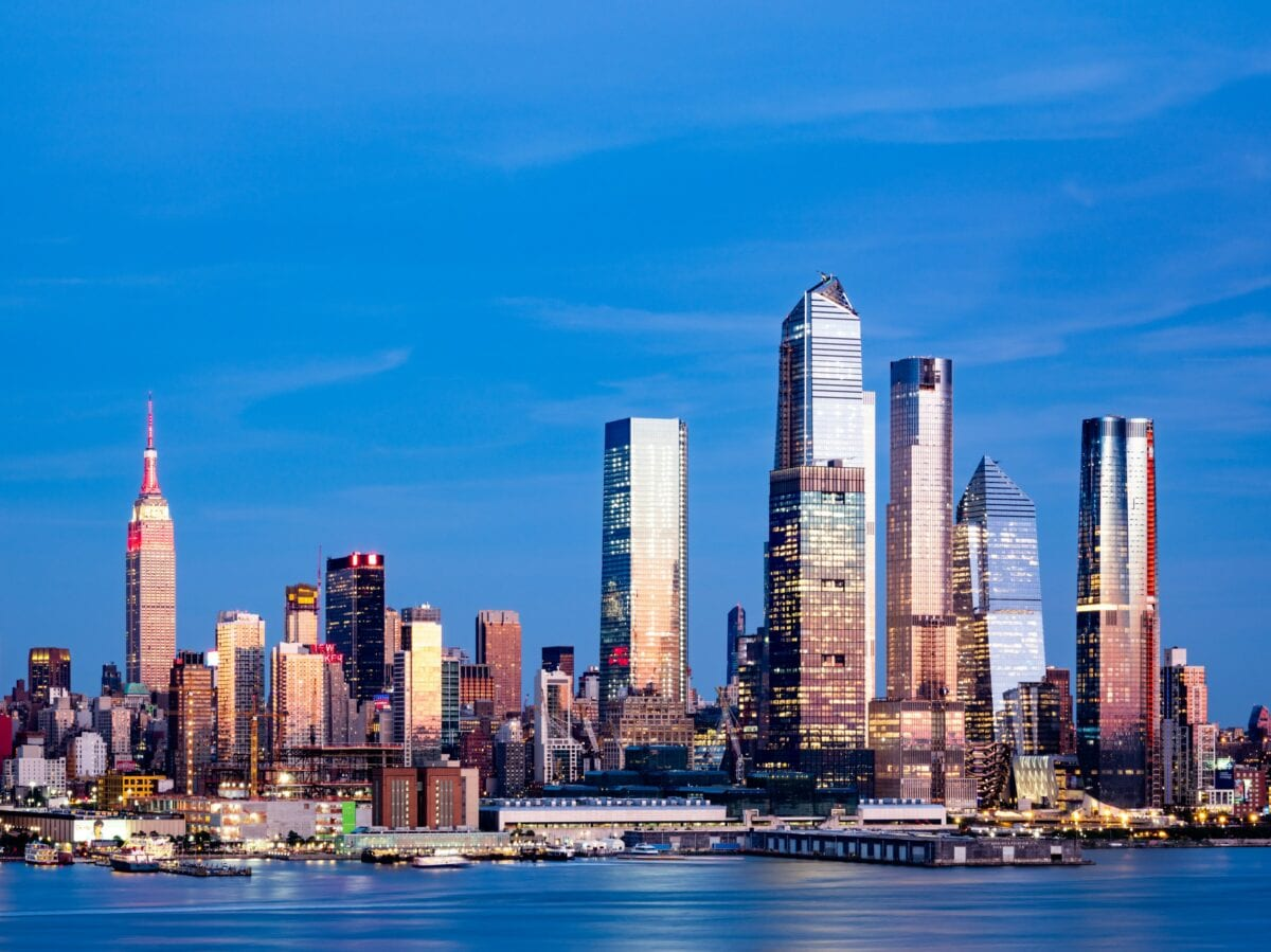 Hudson Yards in New York - ein weiteres gigantisches Bauprojekt