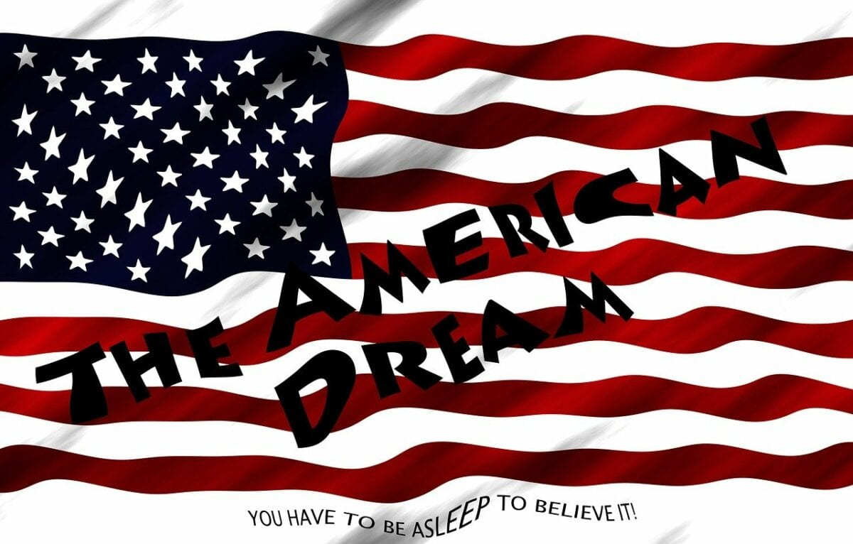 American Dream Symbolfoto