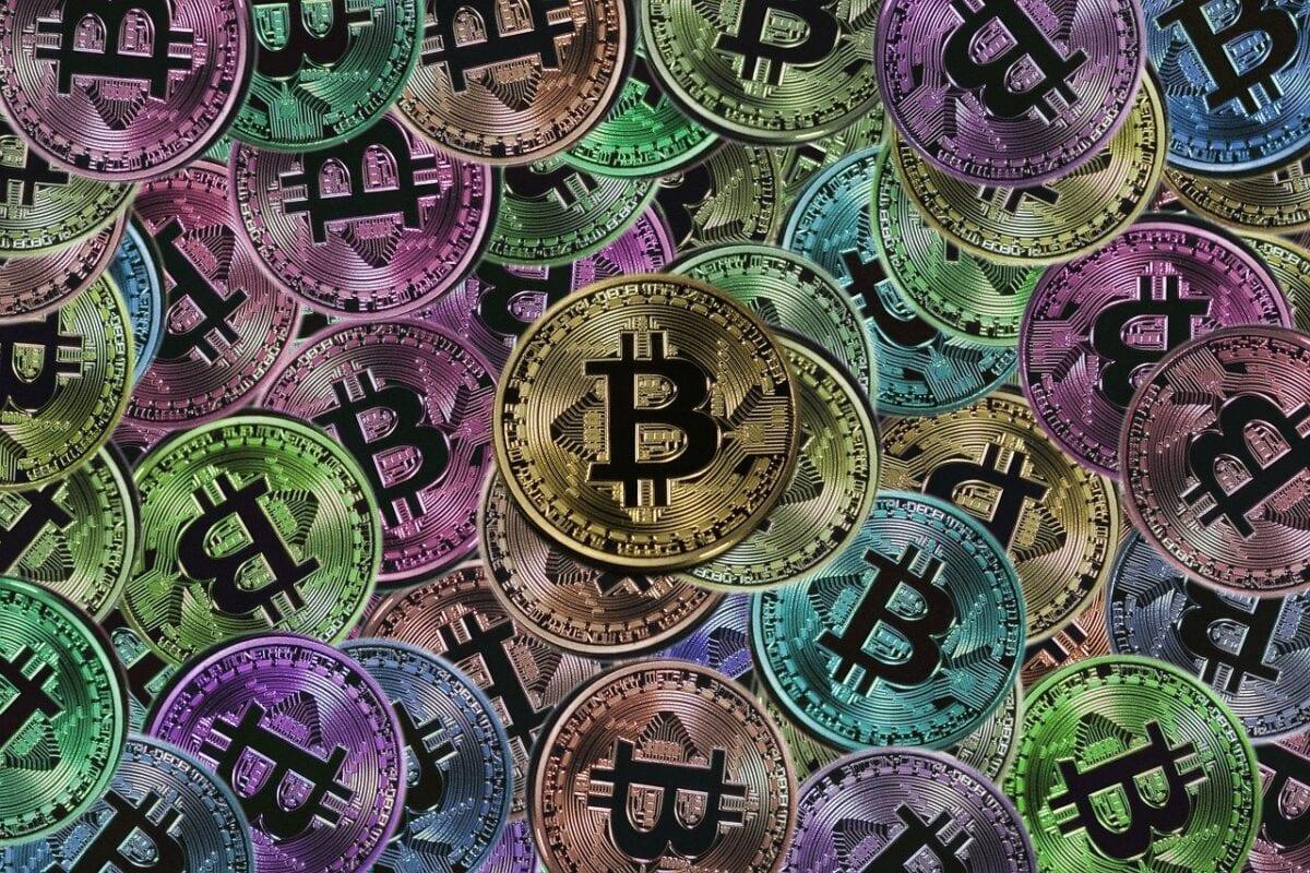 Bitcoin symbolische Coins