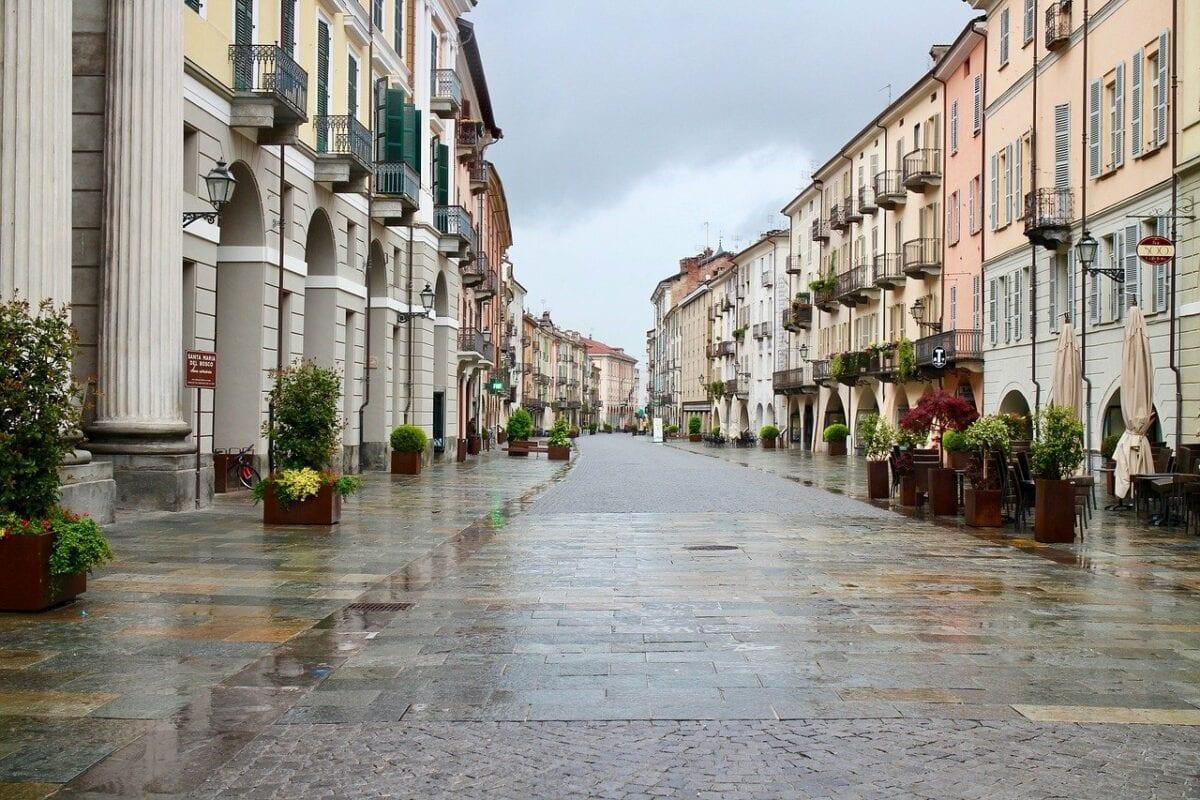 Leere Innenstädte im Lockdown sind eine Katastrophe für den Einzelhandel