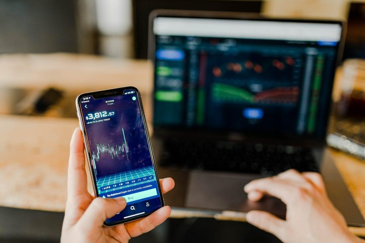 Aktien-Trading per App