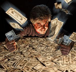 Ein Crack-Up-Boom ist das große Finale in einem Papiergeldsystem, in dem Aktienmärkte und Sachwerte preislich durch die Decke gehen