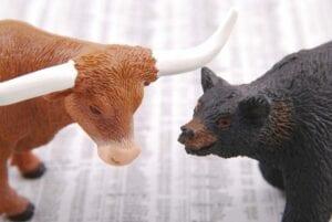 Trotz hohert Kurse herrscht bei Investoren Niedergeschlagenheit in Sachen Dax