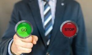 Stop oder go für den Dax?