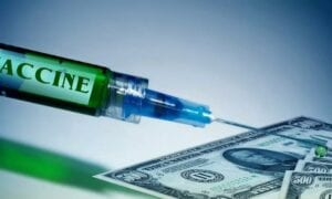 Impfstoff und Geld