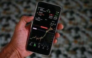 Neobroker wie Robinhood werden für die Märkte immer wichtiger