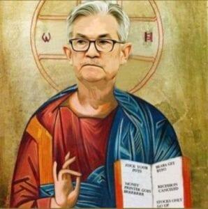 Der Hohepriester der US-Notenbank beruhigt die Märkte