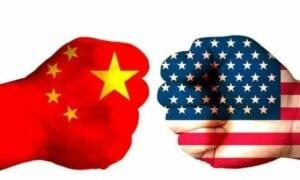 Die USA und China im Kampf um die Vormachtstellung