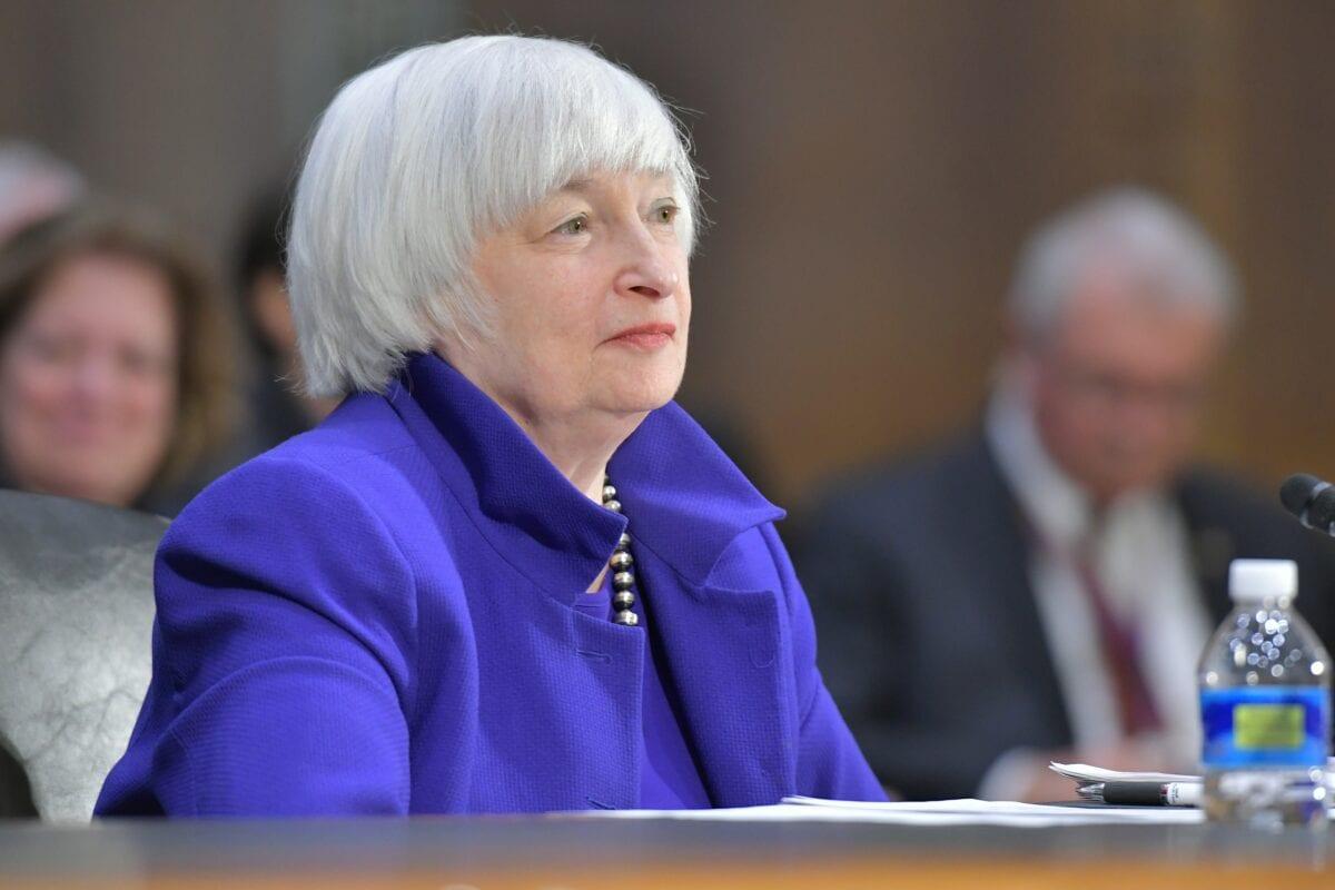 Pusht die ehemalige Fed-Chefin Janet Yellen den Aktienmarkt?