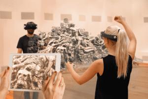 ARHT-Media und Augmented Reality
