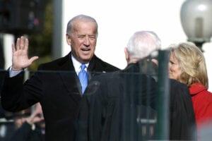 Enttäuschung für Joe Biden beim Mindestlohn