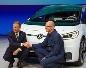 Wiederholt sich der Short Squeeze bei der Aktie von Volkswagen?