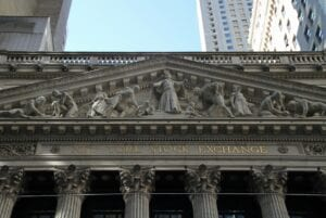 Trotz starker Zuflüsse geht es an der Wall Street bergab