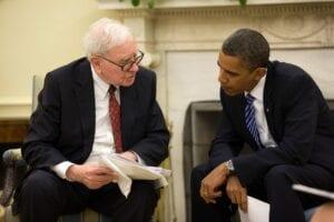 Warren Buffett und seine Kontakte - hilfreich für Berkshire Hathaway