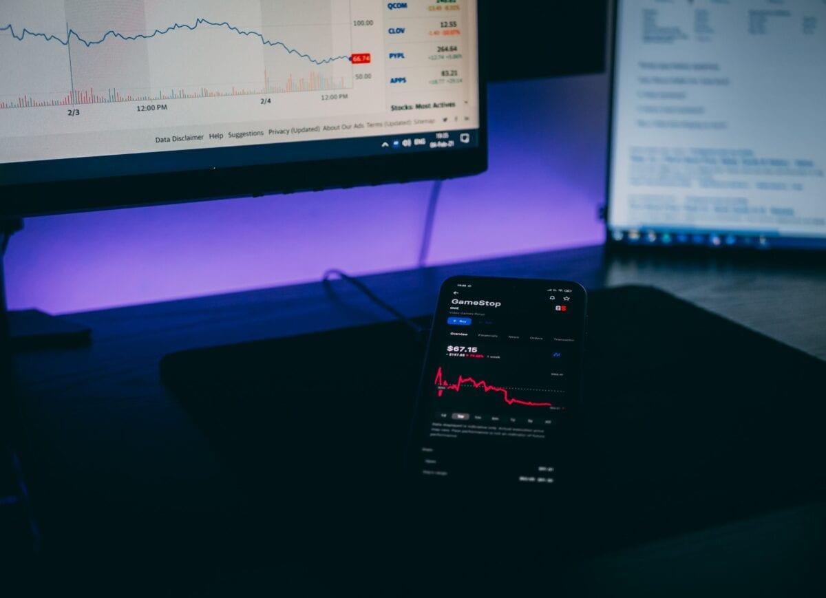Gamestop-Aktie Trading per App und PC