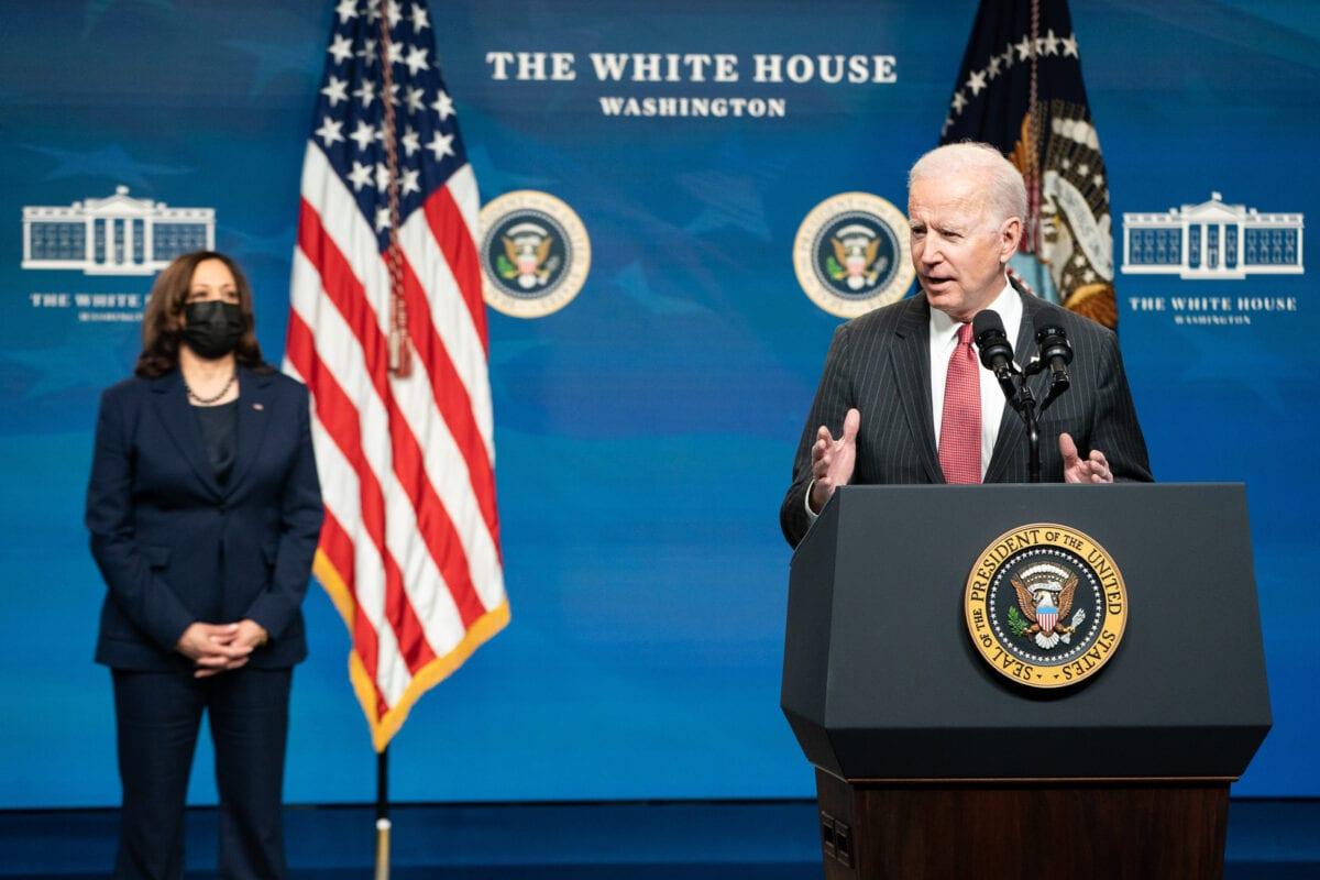 Joe Biden könnte ungewollt für neue Aktien-Hausse sorgen