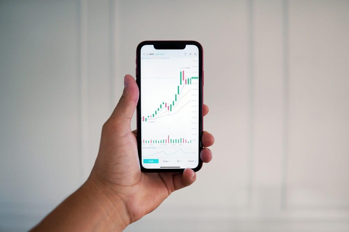 App Trading in Aktien