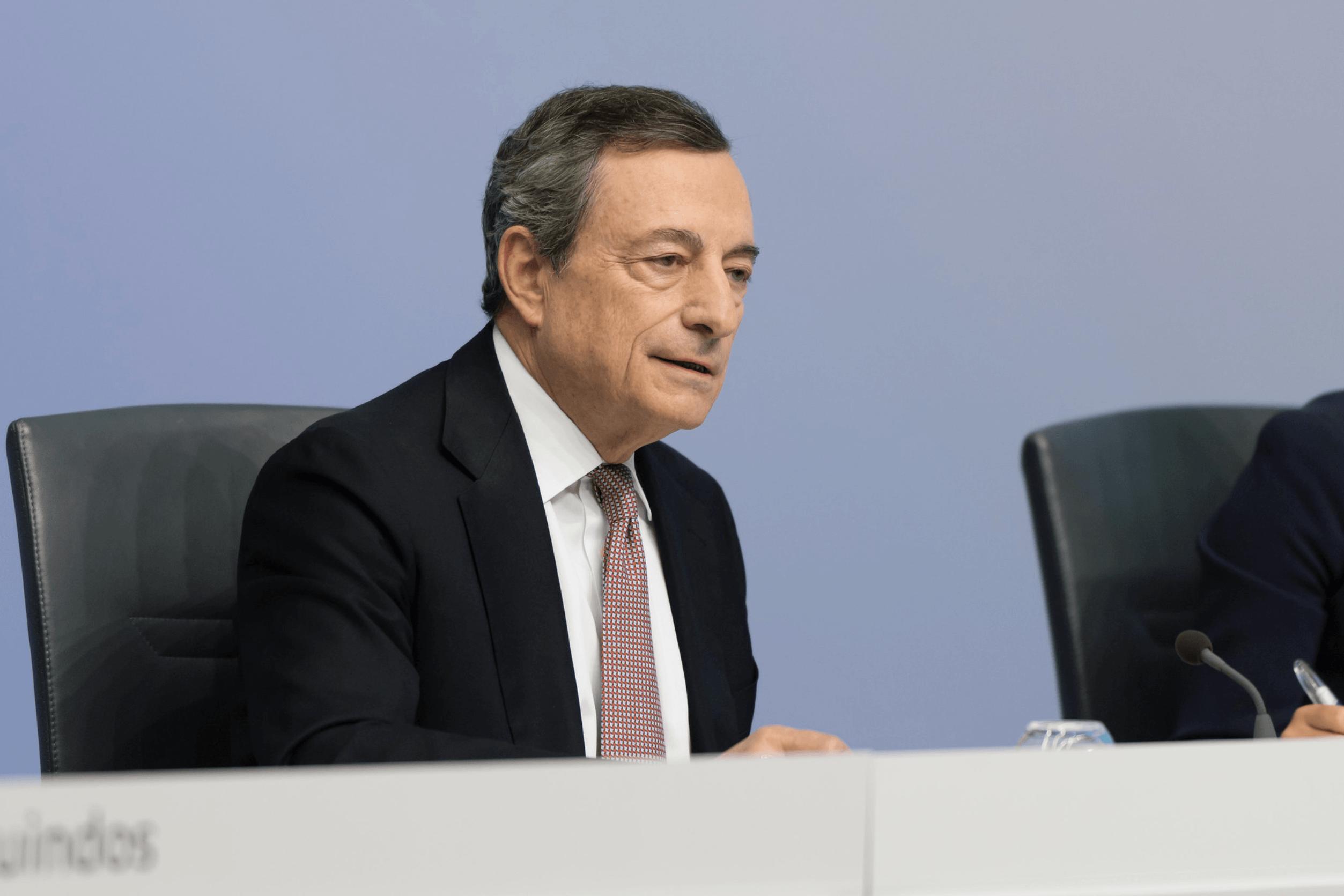 Mario Draghi treibt für Italien die Verschuldung nach oben