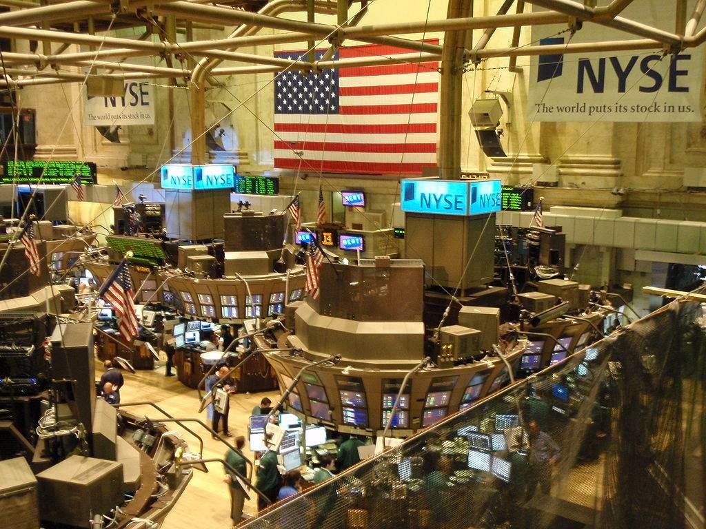 Die Wall Street: Indizes mit negativen Divergenzen