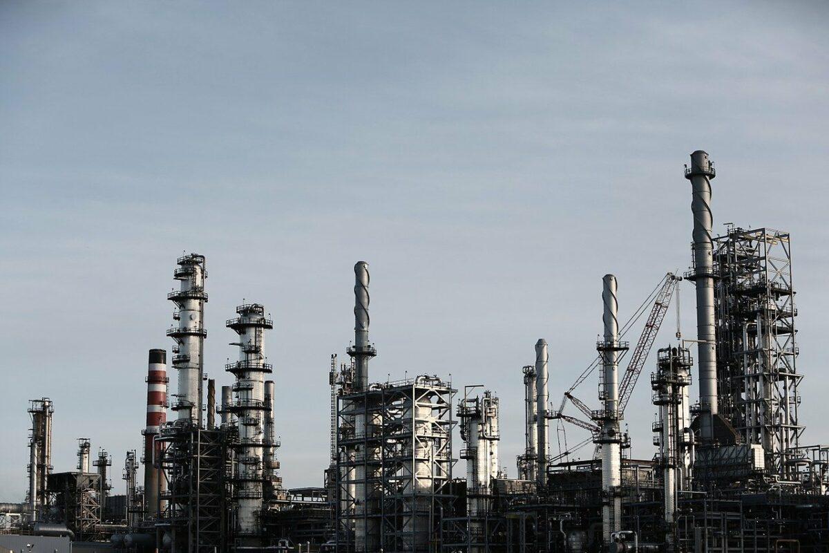 Anlagen zur Industrieproduktion
