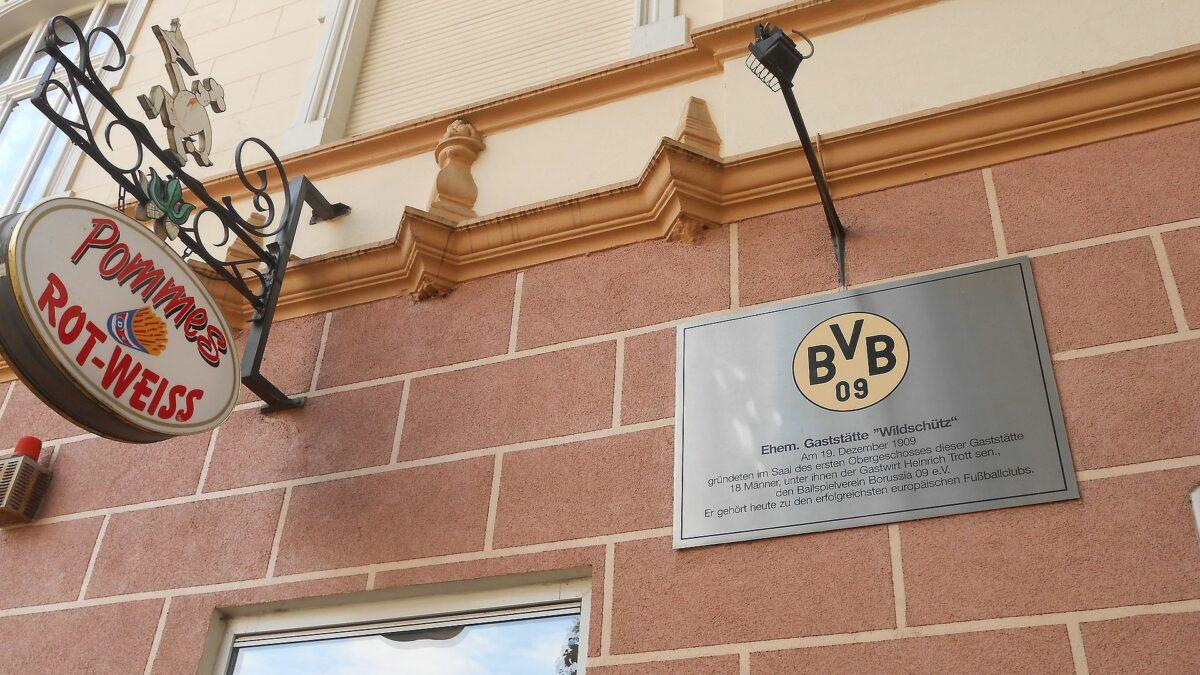 Fussball-Aktien wie Borussia Dortmund