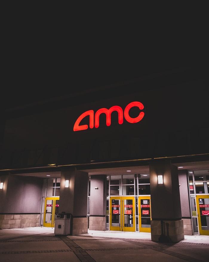 Die Aktie von AMC Entertainment