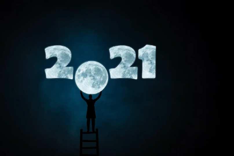 Die Börse im Jahr 2021 - ähnlich wie 2017?