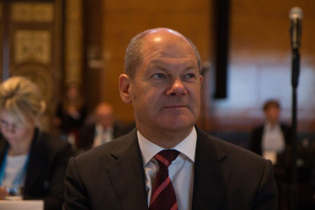 Bundesfinanzminister Scholz und der steuerliche Freibetrag