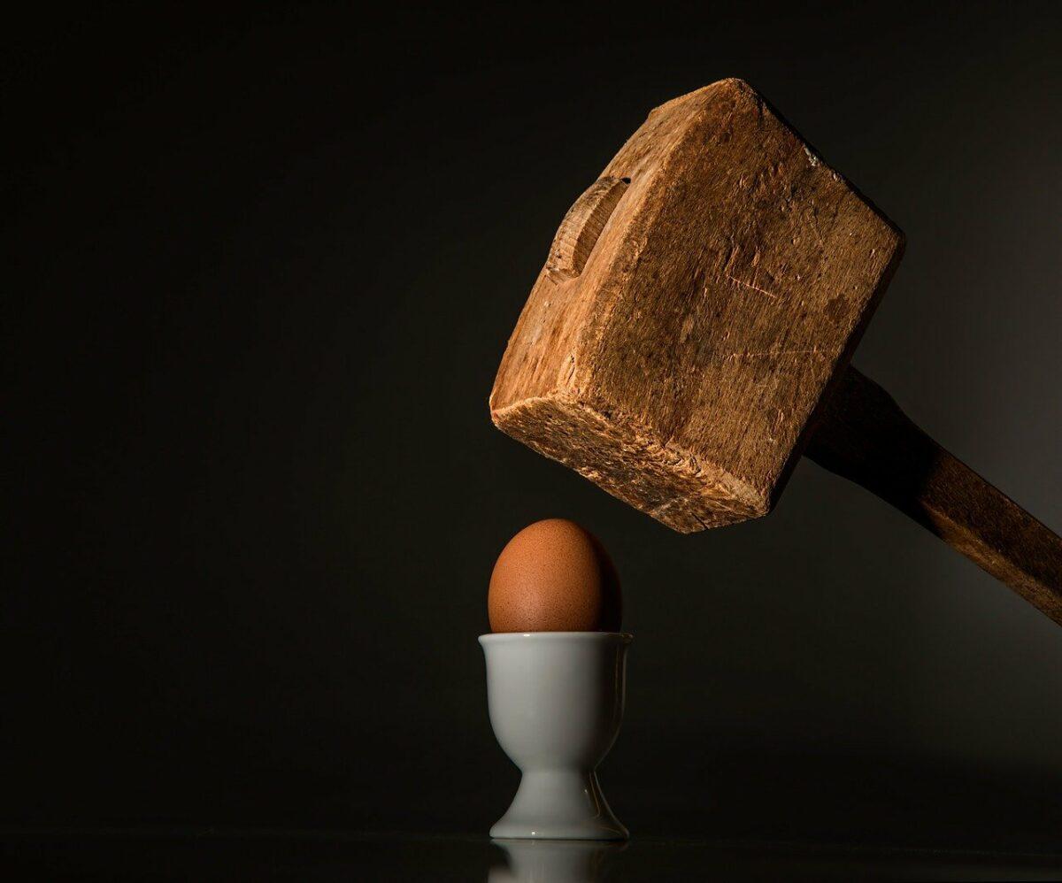 Hammer und Ei