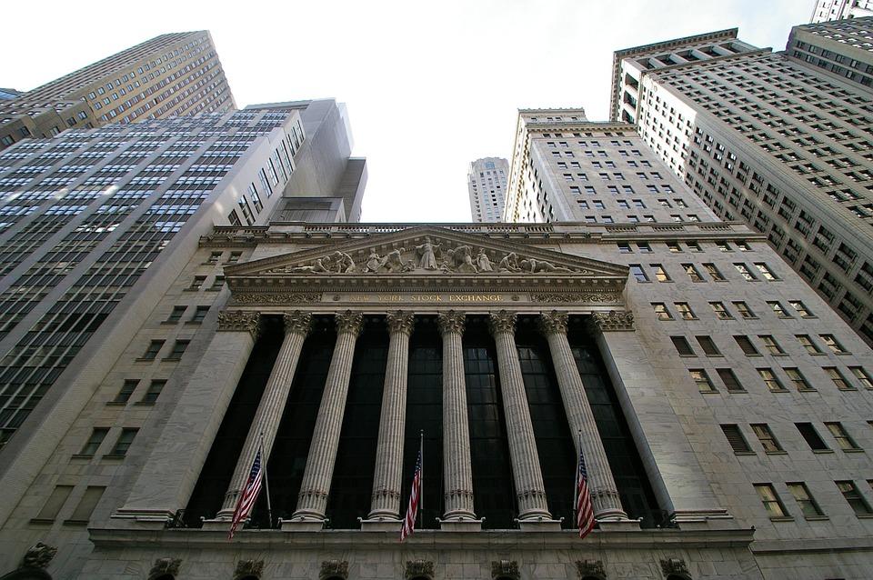 Die Aktienmärkte in den USA steigen und steigen